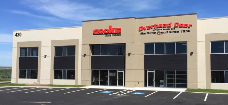 Cooke Sales Exterior