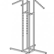 Four-way Rack multi