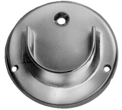 "Open Flange for 1 1/4"" & 1 5/16""d"