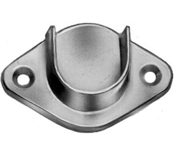 "Open Flange for 1"" & 1 1/16"""