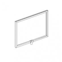 Card Frame 57 w/sq edges