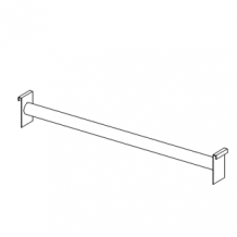 "Grid Straight Hangrail 48"" Bar"