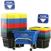 Carts and Baskets