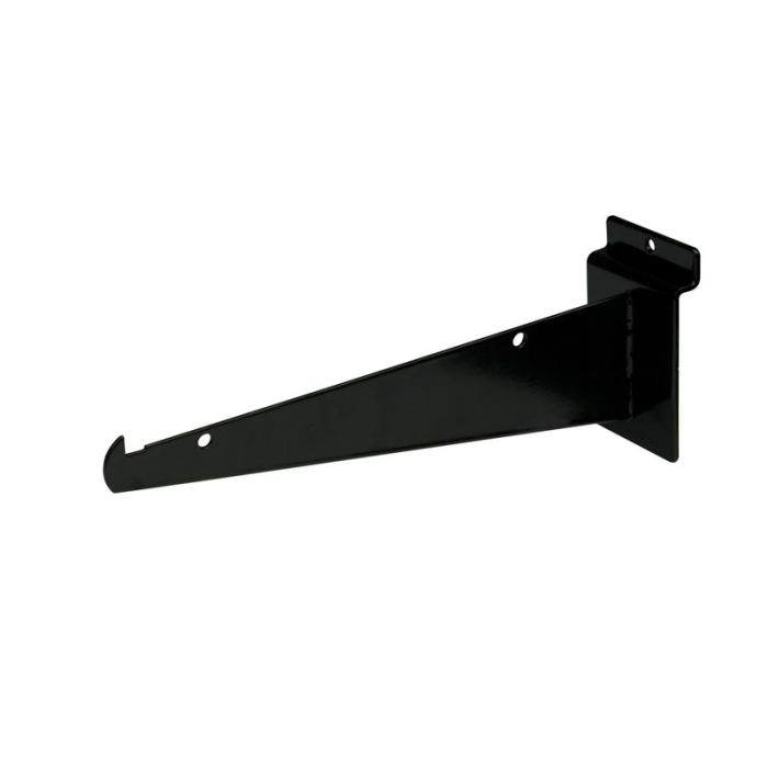Slatwall Shelf Bracket 6""