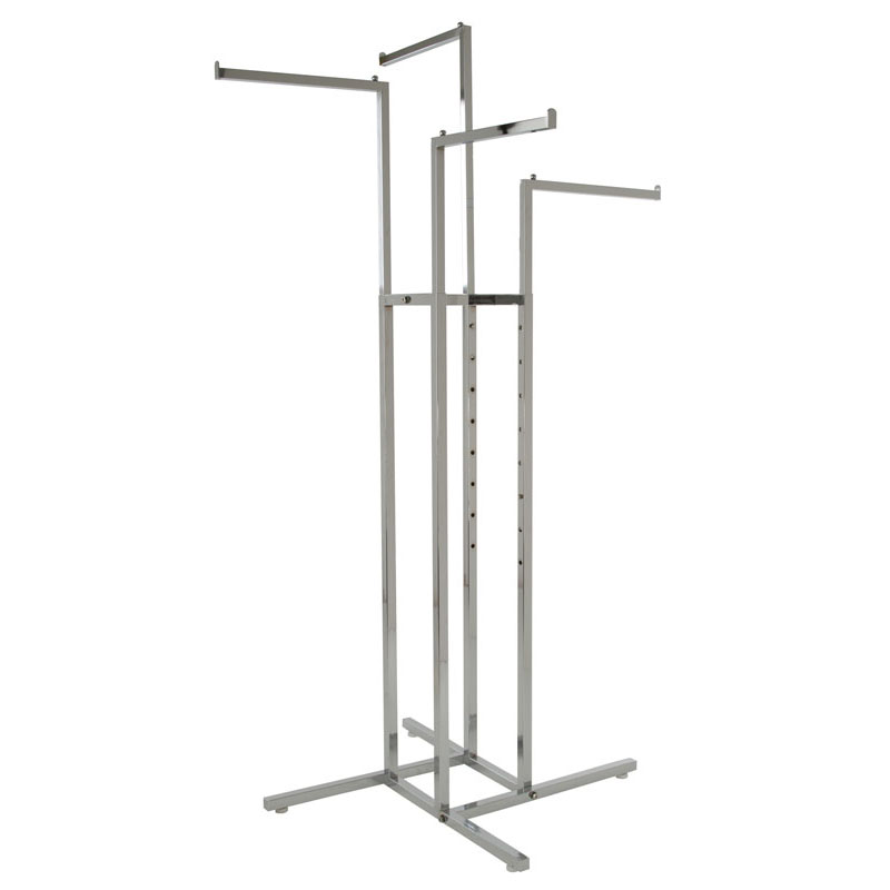 Four-way Rack - Faceout Arms