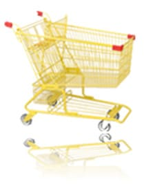 Shopping Cart 18000 CU IN