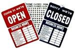 Open/Closed Business Hours