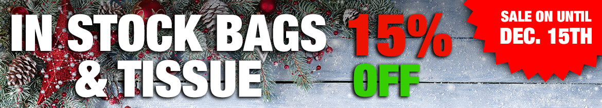Christmas bag sale