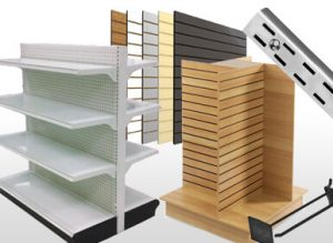 shelving wall units & accessories